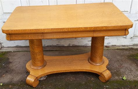 antique library table for sale antique oak library table for sale classifieds