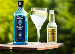 Pasta Sald Gin Tonic Bombay Sapphire East Quot Pepper Amp Lime