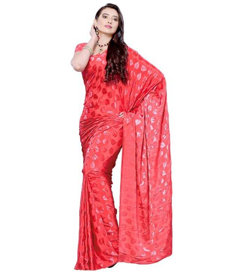 Jilbab Kerudung Bm 14 Crepe fashion crepe saree buy fashion crepe saree at low price