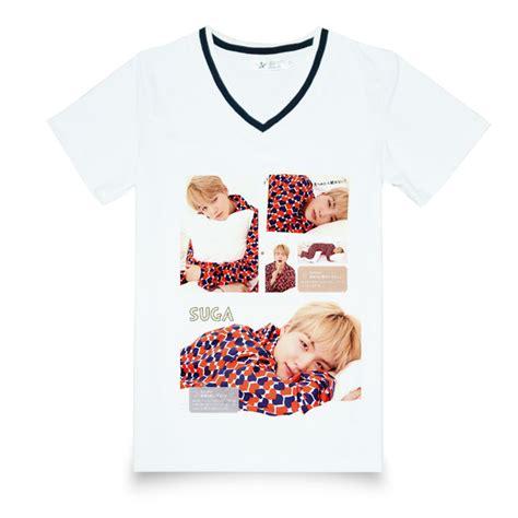 Kaos Tshirt Bts Wings suga bts wings bangtan boys t shirt you never walk alone tshirt q023 ebay