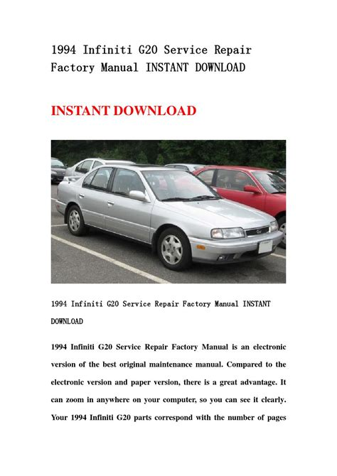 online car repair manuals free 1994 infiniti q security system 1994 infiniti g acclaim radio manual service manual removing starter 1994 infiniti q