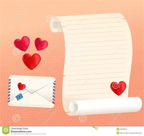 estilos do rolo e do envelope da carta de cora 231 245 es