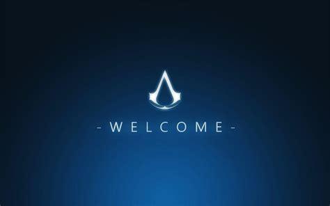 wallpaper logo game assassins creed symbol wallpapers wallpaper cave