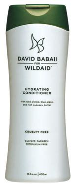 david babaii hair products david babaii for wildaid hair products beauty411
