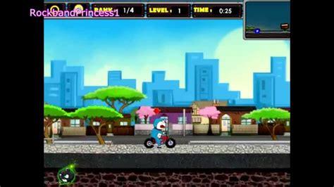 movie doraemon games doraemon games to play doraemon bicycle racing game youtube