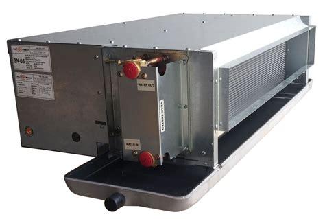 water fan coil fan coil unit fcu hvac product finpower dubai