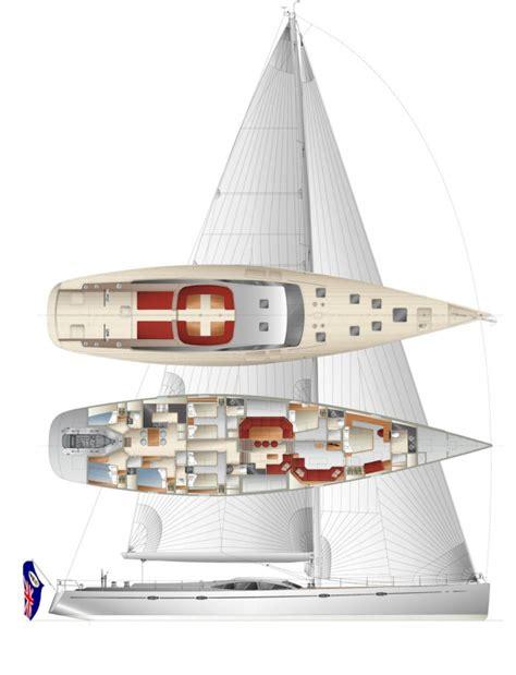sailing yacht layout nedship 101 cruiser sailing yacht layout yacht charter