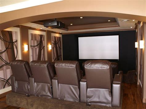 The In Shops See Your Rear On Screen Now by How To Build A Home Theater Hgtv