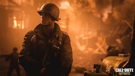 Cod Ww2 call of duty world war 2 wasn t a response to fan backlash