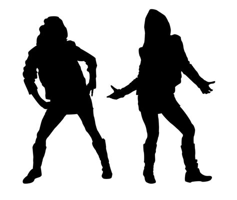 Dancing Clipart Silhouette Many Interesting Cliparts