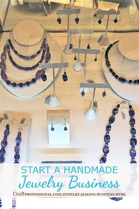 Grow Your Handmade Jewelry Business - 17 best images about craft business planning on