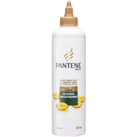 Harga Pantene Leave On Treatment pantene pro v smoothening leave on creme woolworths