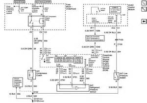 2004 silverado intermitent a c compressor wont turn on when specs