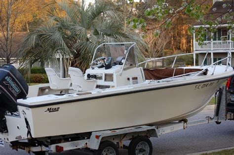 27 ft center console boats for sale 1982 20 mako center console reduced the hull truth