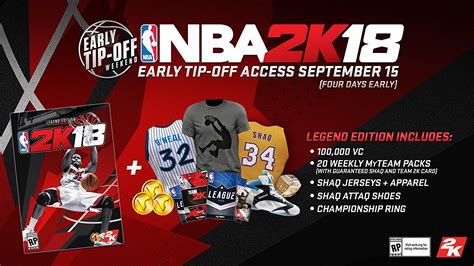 Nba 2k18 Legend Edition Ps4 Murah nba 2k18 preorders