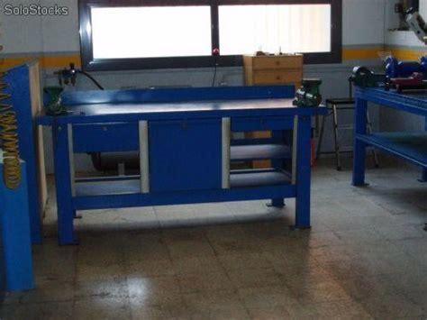 bancos de trabajo de ocasion bancos de trabajo metalicos y maquinaria