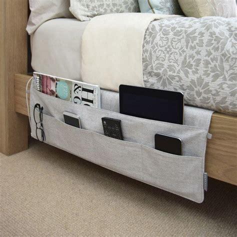 remote holder for bed 1000 ideas about bedside caddy on pinterest bedside