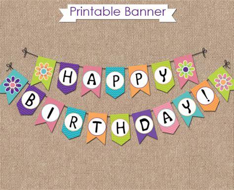 printable banner kit kimberly j design