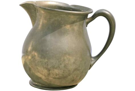 Old Pewter Pitcher   Omero Home