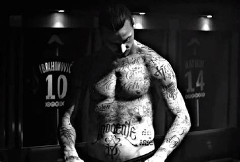 zlatan ibrahimovic u0027s incredible tattoos gallery zlatan s tattoos revealed www