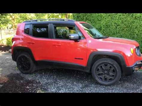 jeep trailhawk black rims plasti dip stock jeep renegade trailhawk wheels