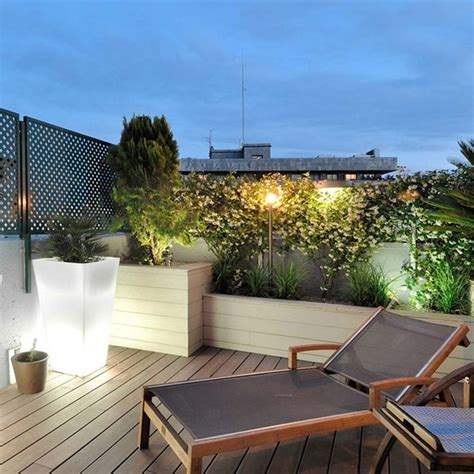 decoracion de terrazas aticos una terraza 225 tico para vivirla nuevo estilo
