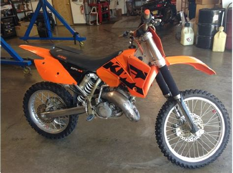 2009 Ktm 125 Sx For Sale 2007 Ktm Sx 85 For Sale On 2040 Motos