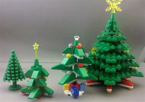 lego creator review christmas tree 30009 jestergoblin
