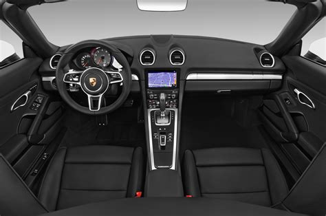 porsche boxster 2017 interior 2017 porsche 718 boxster cockpit interior photo