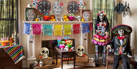 day of the dead home decor day of the dead decorations ideas