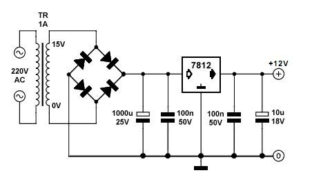 diode pour 12v circuit problem with home made 12v dc rectifier electronics and electrical engineering design forum