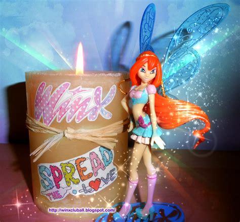 candele con sorpresa winx club friend s sorpresa de candle