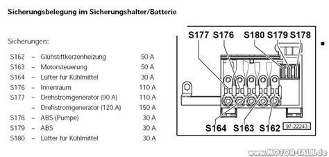Golf 6 Batterie Leer Auto öffnen by Sicherung Bartteie Batterie Wird Im Stand Leer Vw Golf