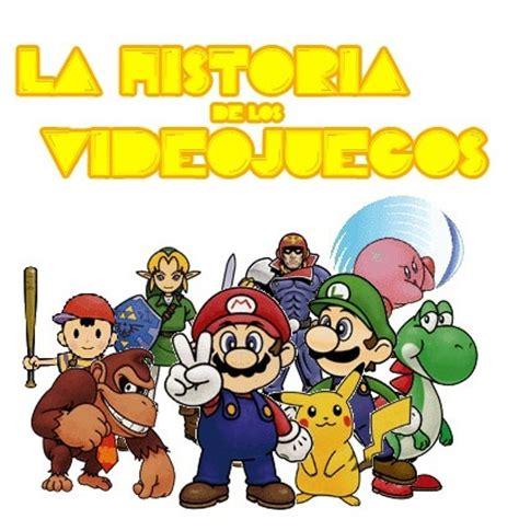 imagenes de los videos juegos megapost historia de los videojuegos 1952 2012 info