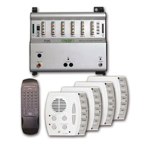 intercom systems residential home commercial intercom