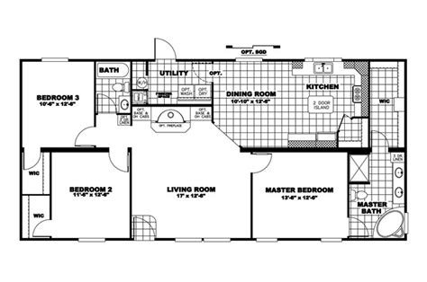 2002 oakwood mobile home floor plans modern modular home