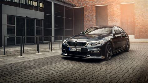 Bmw 5 Series Kit by Ac Schnitzer Reveals New Bmw 5 Series Kit And Exhaust