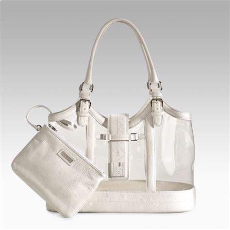 Kate Spade Cape Cod Griffen Pvc by Trend Alert Plastic Handbags Popsugar Fashion