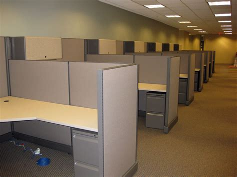 office com refurbished office cubicles completed projects