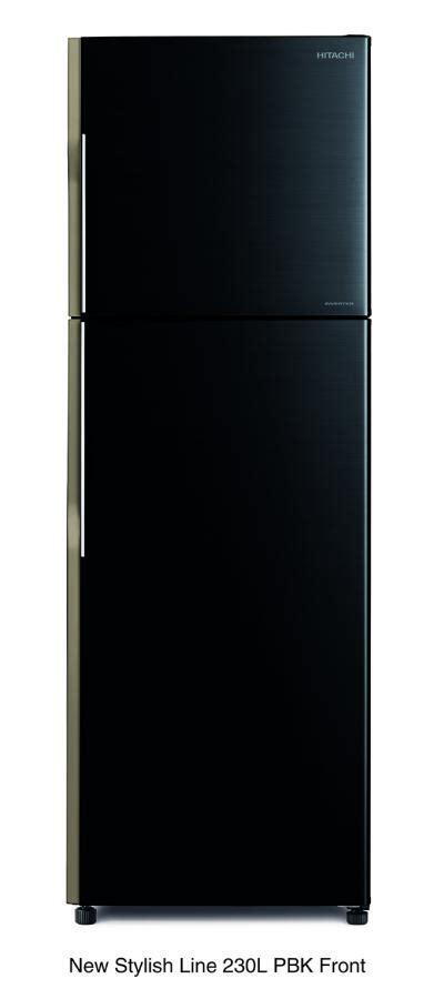 Kulkas Hitachi R H24pgd4 Sls Inverter Eco Thermo Sensor New hitachi r h230p4h 2 door refrigerator 225l white fridge major appliances home appliances