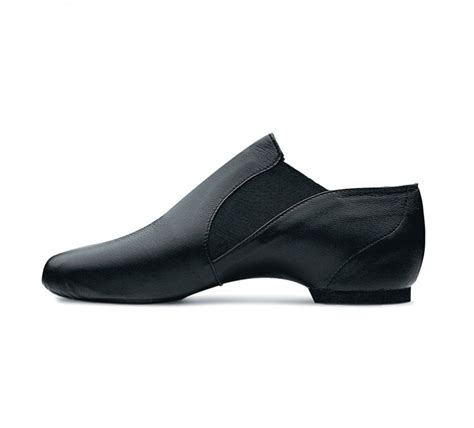 jazz shoes bloch mens elasta bootie jazz shoe s0499m