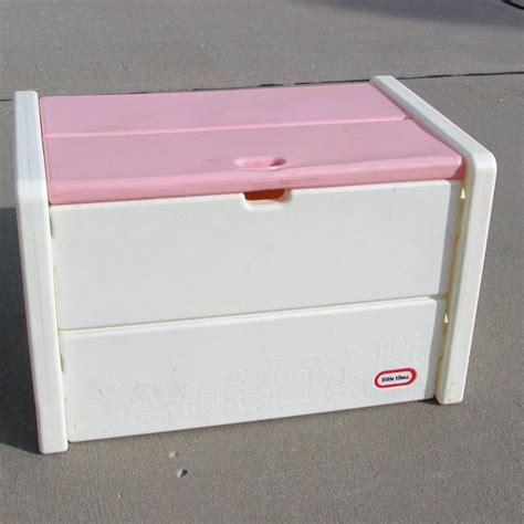 little tikes toy box pink bench little tikes pink white toy box toybox little tykes toy