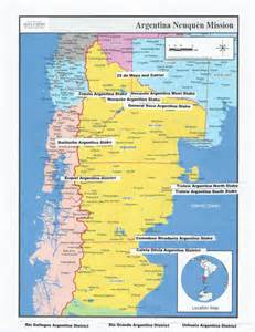 where is mission on map lovells in argentina argentina neuquen mission 2012 2015