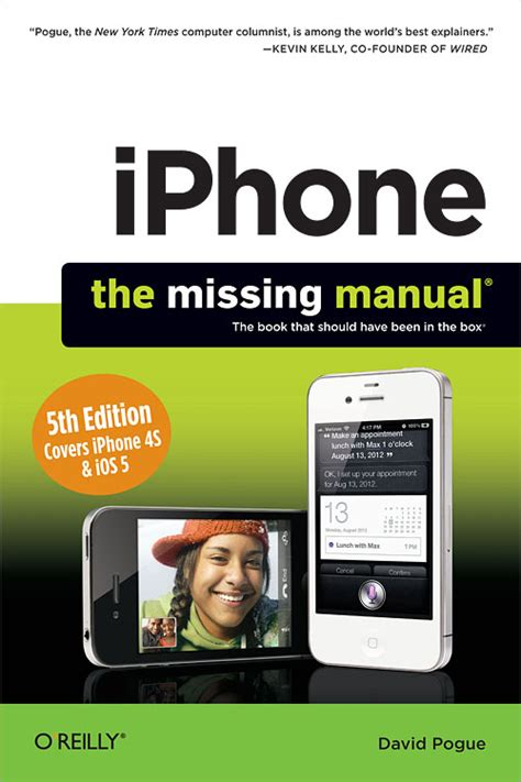 iphone the missing manual the book that should been in the box books iphone the missing manual 5th edition o reilly media