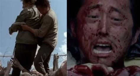 walking dead mistakes what the directors forgot to edit out
