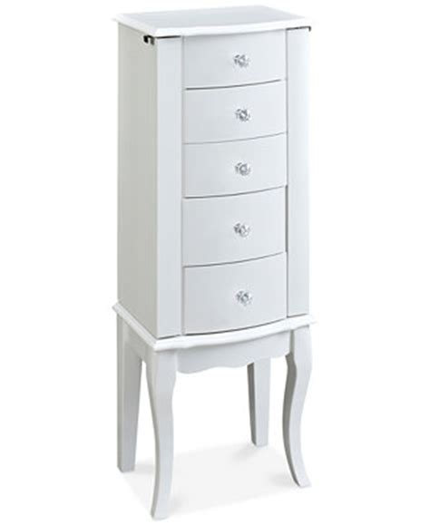 finlee jewelry armoire direct ship furniture macy s