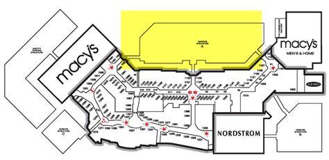 oakridge mall san jose map of stores valley fair mall map my