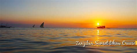 cruises zanzibar sunset dhow cruise zanzibar