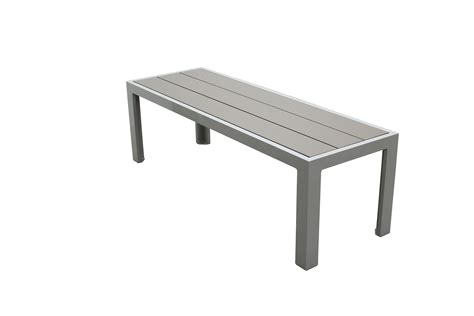 aluminum bench seating aluminum bench seating 28 images source outdoor