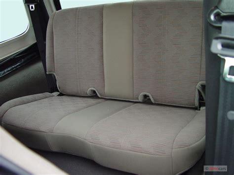 2004 Jeep Wrangler Rear Seat Image 2004 Jeep Wrangler 2 Door Rubicon Rear Seats Size
